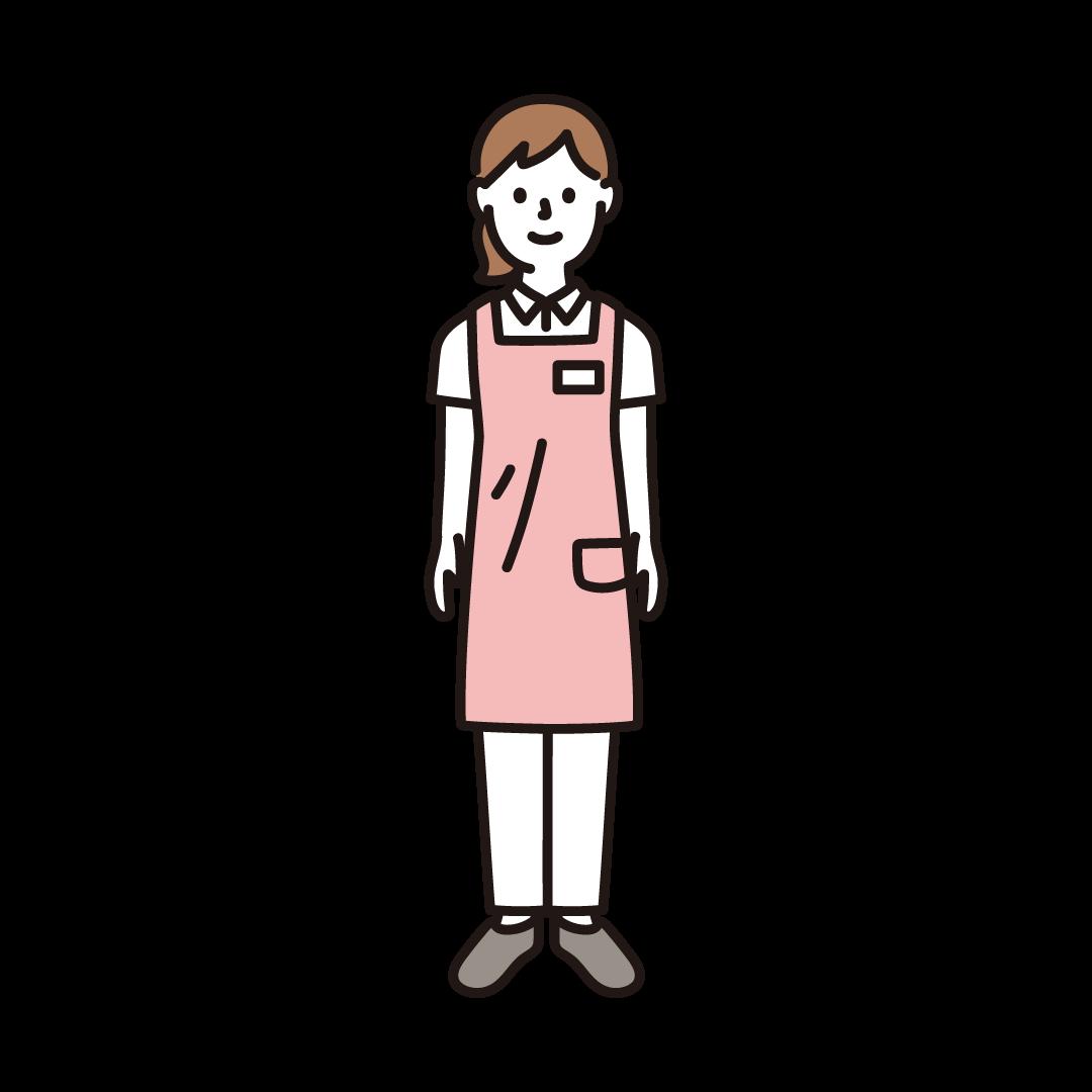 介護士(女性)