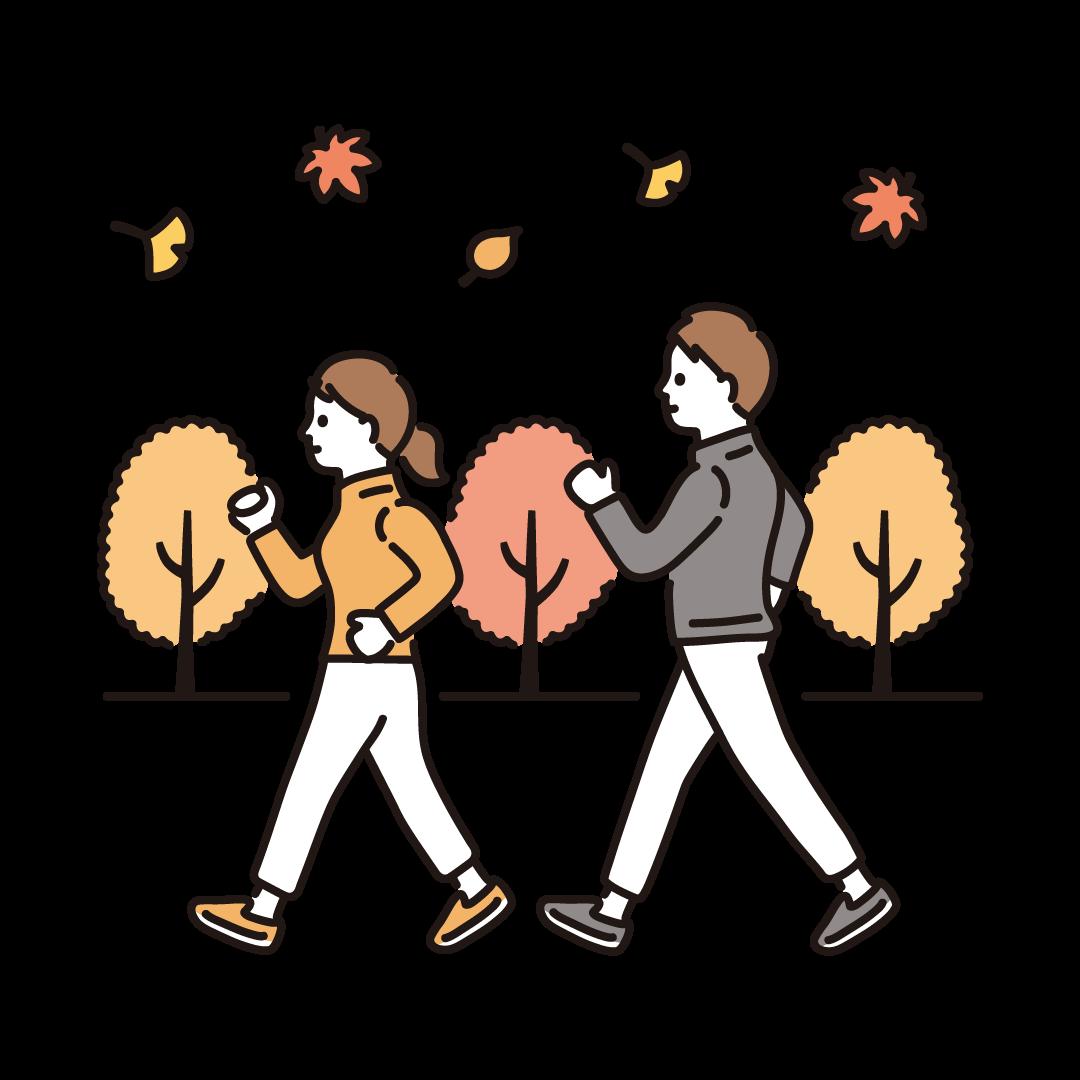 運動の秋(スポーツの秋)