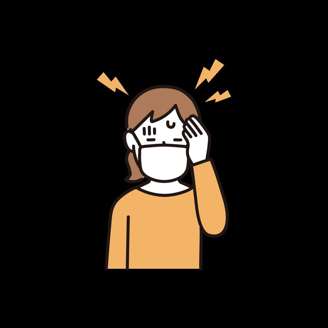 頭痛(女性)